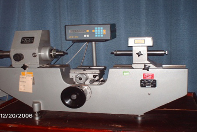 Length measurement machine(Germany)