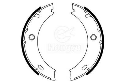 1589-S865 Ceramics Brake Shoes