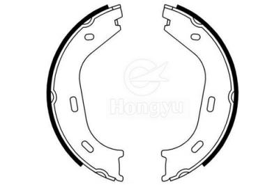 1596-S875 Ceramics Brake Shoes
